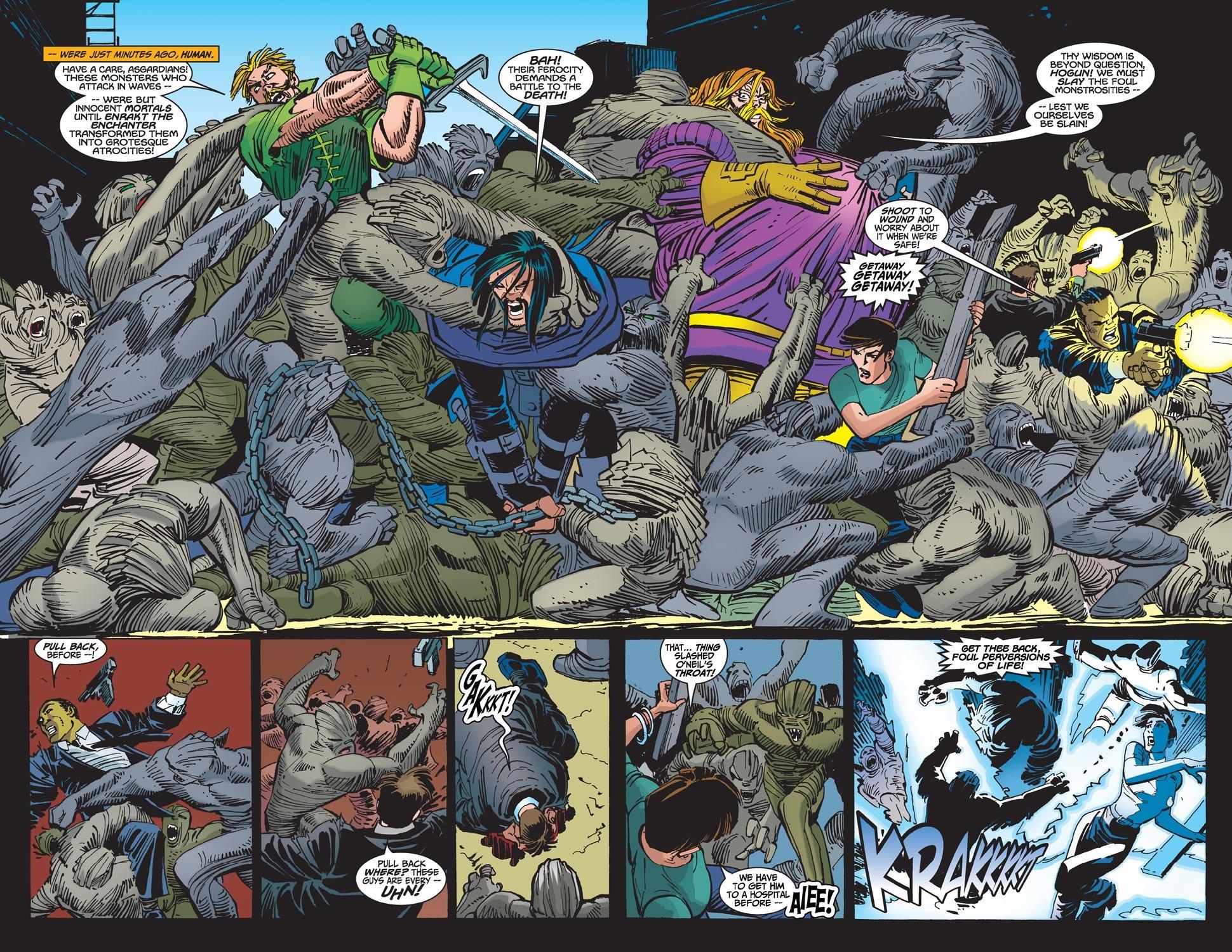 Thor (1998) Issue #18 #19 - English 3