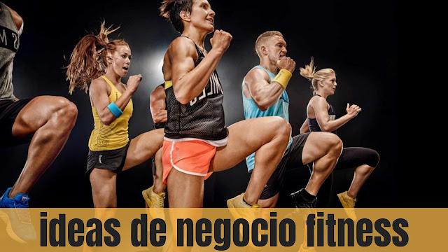 ideas de negocio fitness