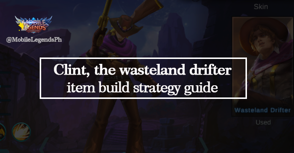 Clint Item Build Strategy Guide