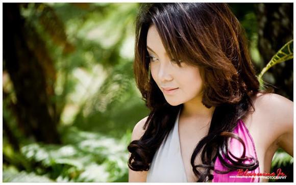Dunia Cewek Bispak: Foto Hot Anne Margarette Indonesian