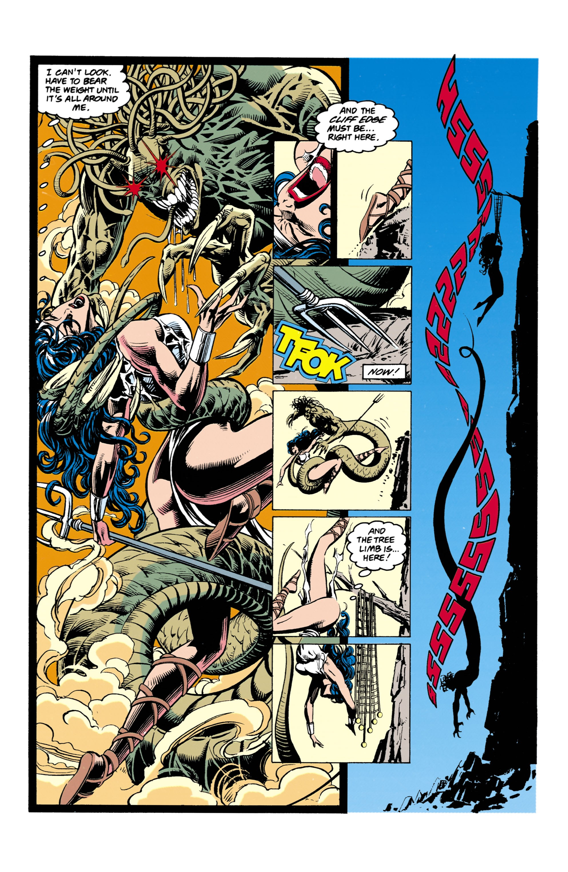 Read online Wonder Woman (1987) comic -  Issue #92 - 21