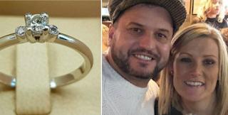 Πήγε να κάνει πρόταση γάμου και του έπεσε το μονόπετρο στον υπόνομο (Βίντεο)