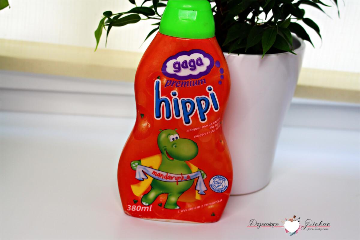 11. Gaga Premium Hippi Szampon i płyn do kąpieli dla dzieci powyżej 1 roku