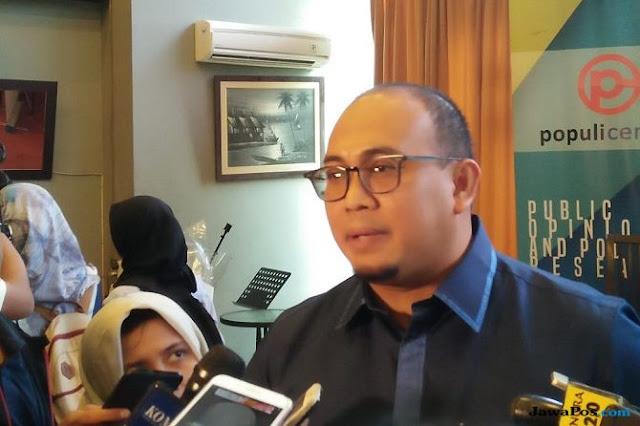 Jubir Prabowo Prediksi 10 Kepala Daerah Sumbar Dukung Jokowi akan Malu
