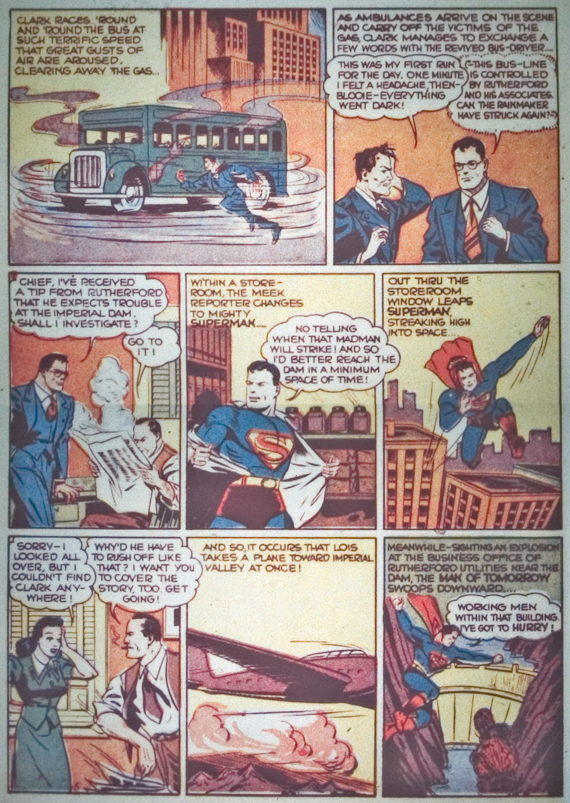 Read online World's Finest Comics comic -  Issue #1 - 7