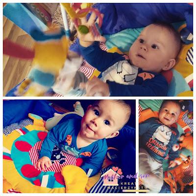 Najlepszy prezent na pierwsze spotkanie z niemowlakiem. Mata edukacyjna od Canpol Babies z kolekcji Piraci