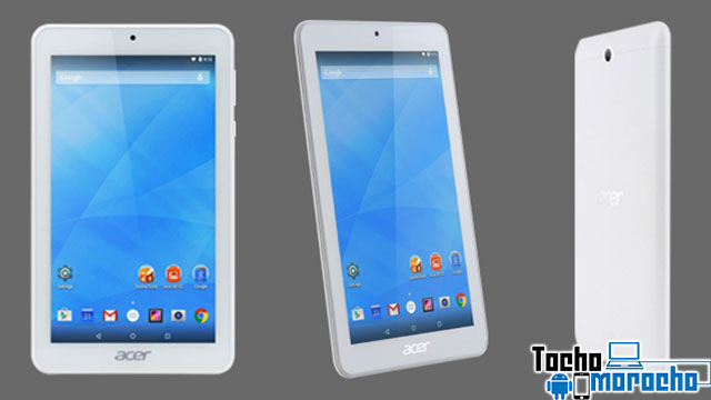 hard reset Tablet Acer Iconia B1