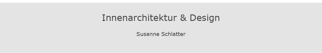 Innenarchitektur & Design