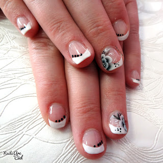 Animation nail art chez Swimcenter par Nails Arc en Ciel