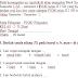 Soal Ujian Ulangan UAS UKK PJOK Penjaskes kelas 2 SD semester 1