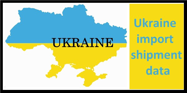Ukraine import data