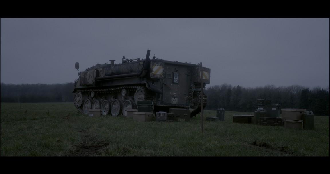 Belly Of The Bulldog (Tank 432)