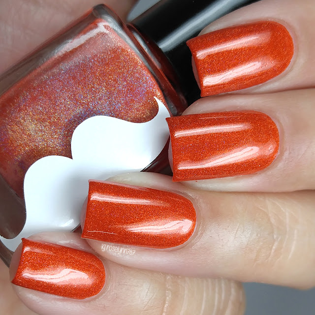 Stached Polish - I Don't Carrot All