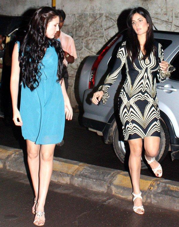 Hollywood & Bollywood: Katrina Kaif Sisters