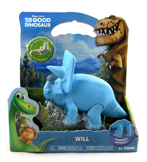 tomy dinosaur will