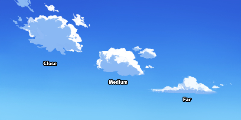 shape of anime cloud