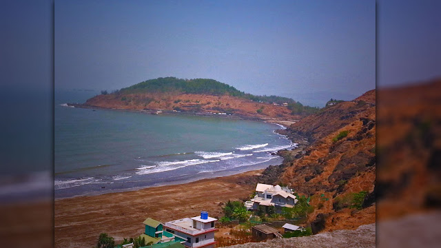 Murud Beach - Famous Sea Beach of Maharashtra