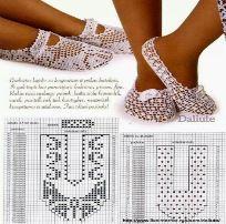 Calzado para tejer