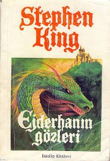 Stephen King - Ejderhanın Gözleri