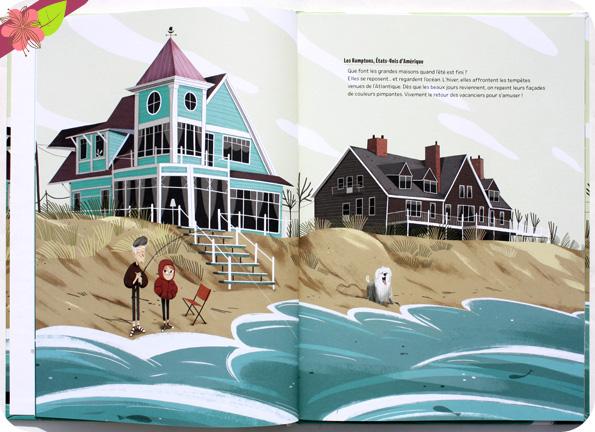 Maisons autour du monde de Mia Cassany et Paula Blumen - éditions Nathan