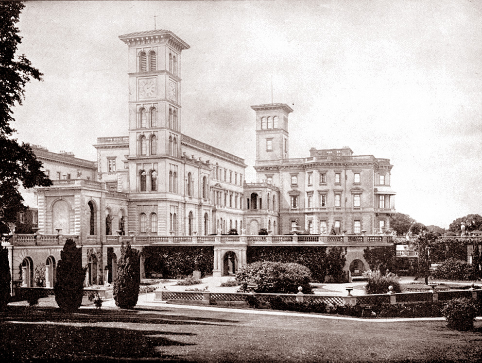 The Lothians The Royal Residences Of Queen Victoria