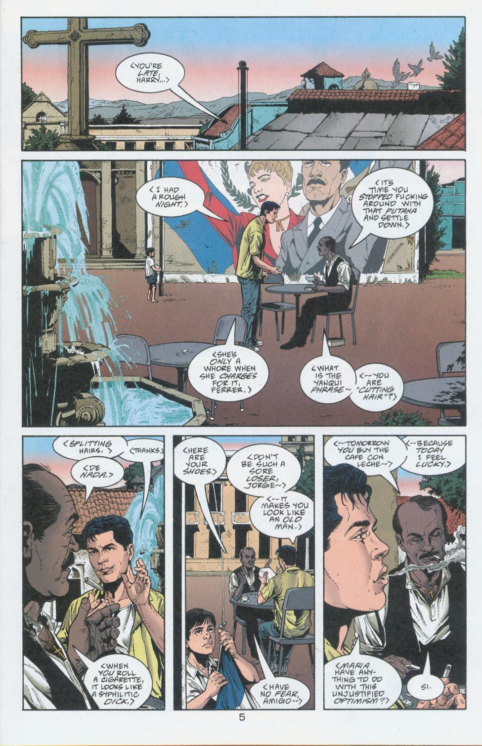 Read online American Century comic -  Issue #2 - 6