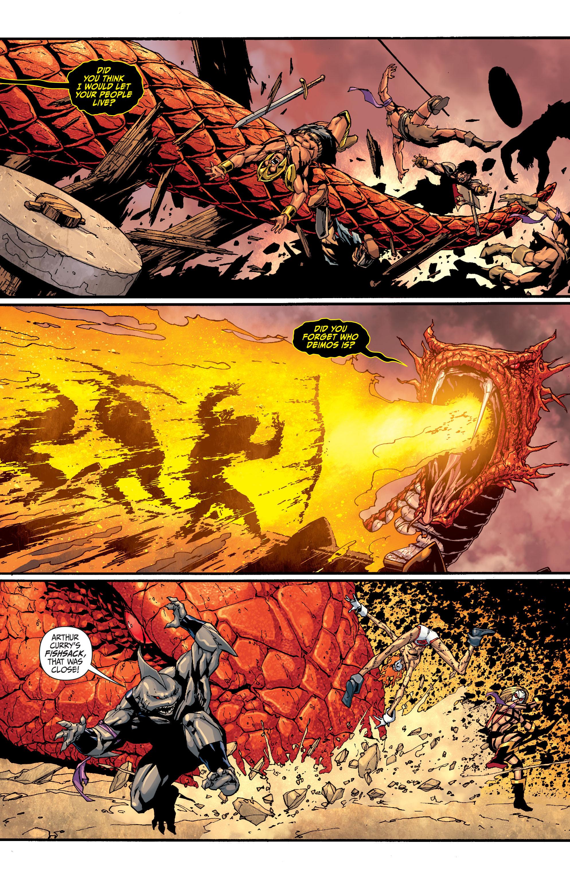 Read online Secret Six (2008) comic -  Issue #28 - 11