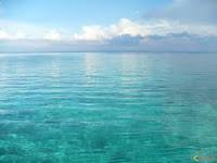 Surface horizontale de l'eau