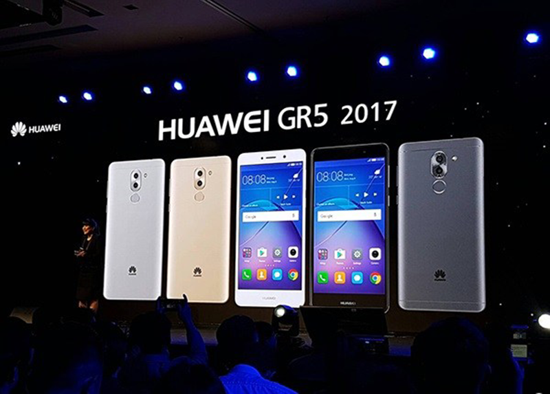 Huawei Mate 9 Lite Also Known As Huawei GR5 2017 For South East Asia!