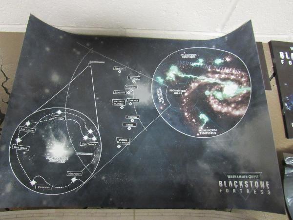Blackstone Fortress mapa
