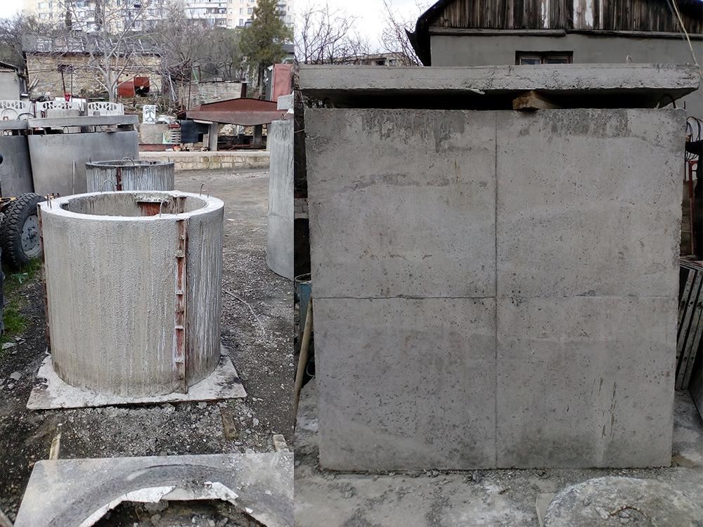 Канализация автономная дом цена Севастополь