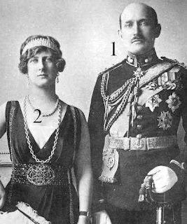 Prince and Princess Arthur of Connaught