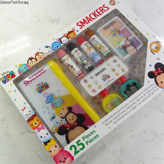 Lip Smacker x Tsum Tsum - 25 Piece Disney Set
