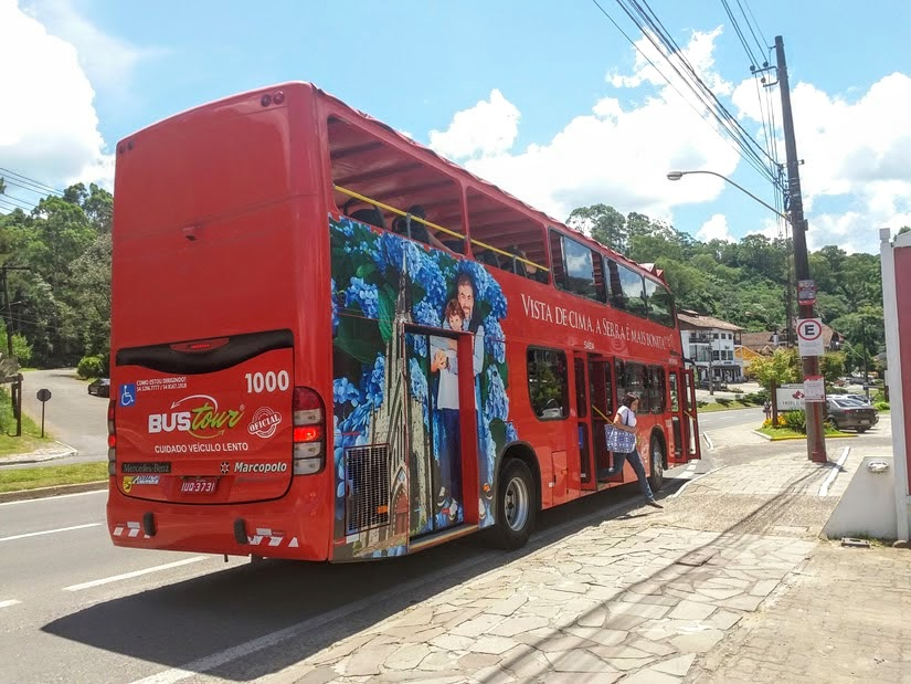 Bus Tour - como conhecer Gramado e Canela (RS)