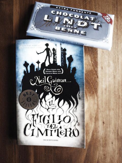 Neil Gaiman Il figlio del cimitero