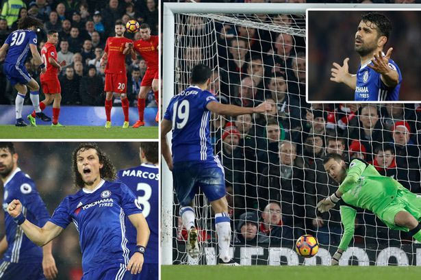 [EPL match] Liverpool 1 - Chelsea 1