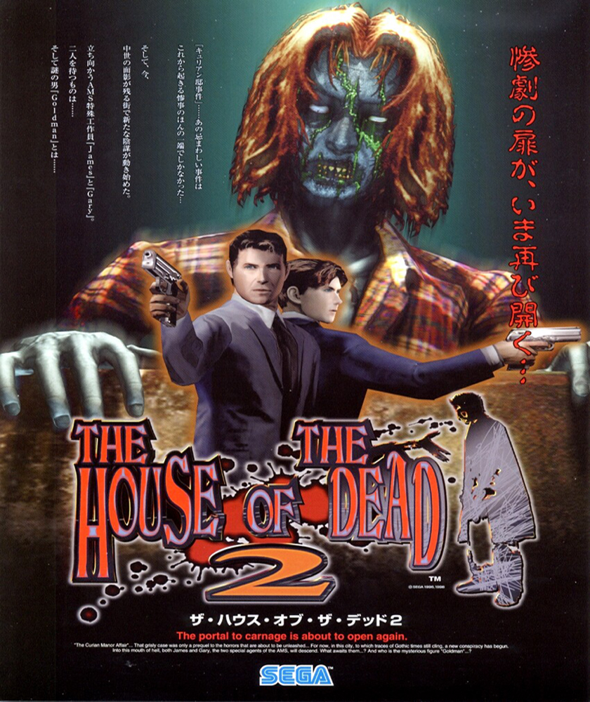 the house of the dead 2 pcgamescrackz