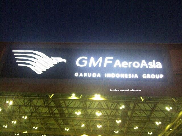 Lowongan Kerja PT GMF AeroAsia - Aircraft Maintenance Technician