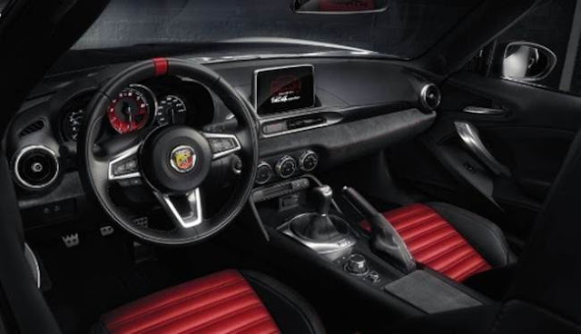 2018 Fiat 124 Spider Abarth Release Date and Price