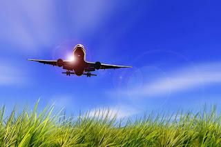 Jesenska potovanja - letalo