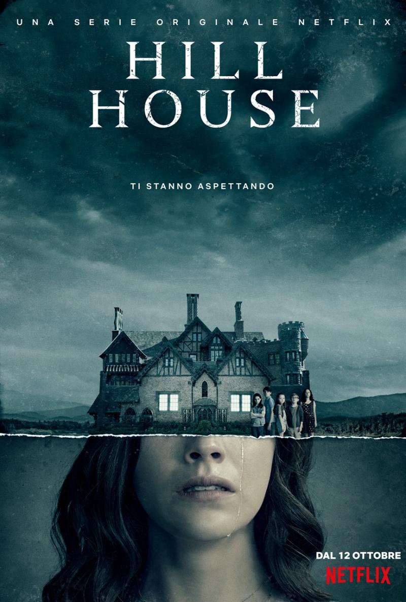 Xem Phim Ngôi Nhà Trên Đồi Ma Ám 2018