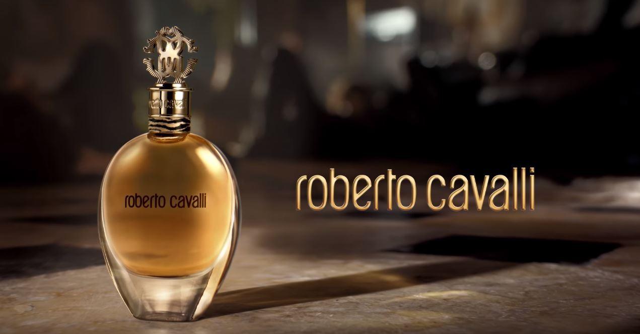 Canzone Roberto Cavalli profumo femminile (Eau de Parfum)