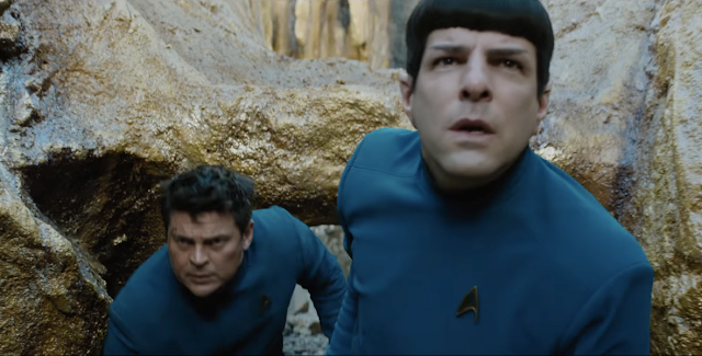 Assista ao trailer de Star Trek: Sem Fronteira, com Chris Pine e Zachary Quinto