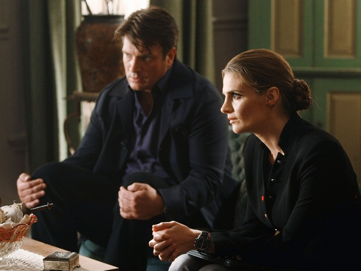 Castle - Season 4 Episode 06: Demons