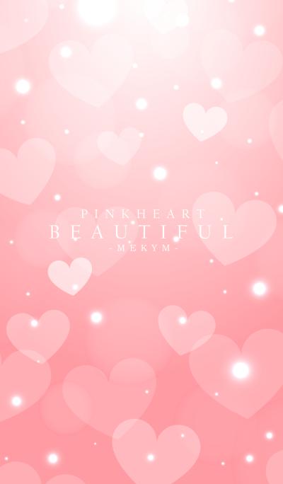 B E A U T I F U L -PINK HEART-