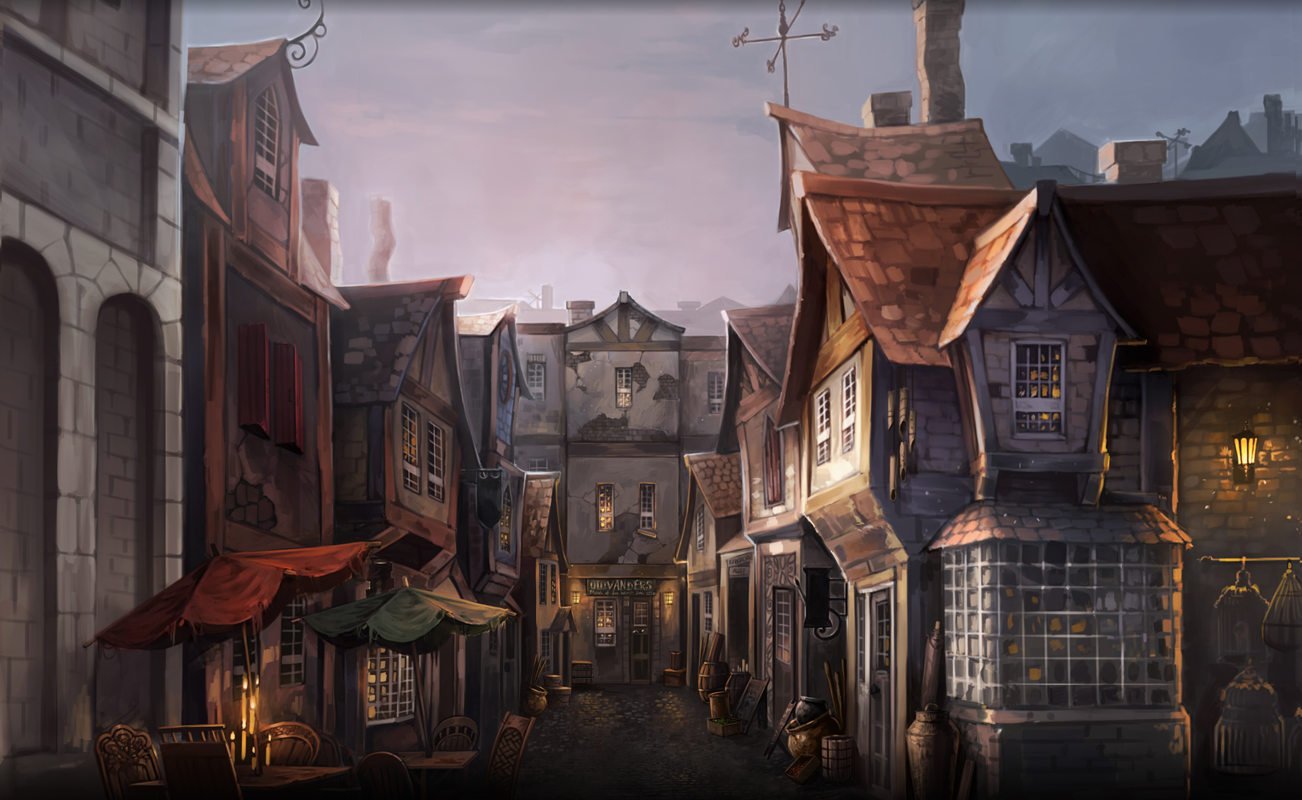 Durmstrang Institute Diagon Alley Durmstrang institute is a wizarding academy, similar to hogwarts school, believed to be located somewhere in western russia or northern europe. durmstrang institute blogger