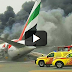 Ντουμπάι: Η στιγμή της έκρηξης στο αεροσκάφος (Βίντεο)