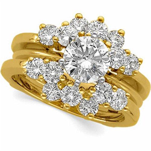 Design Wedding Rings Engagement Rings Gallery Two Tone Trendy