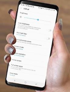 Cara Mengaktifkan Night Mode Filter di Samsung Galaxy S9 dan S9 Plus