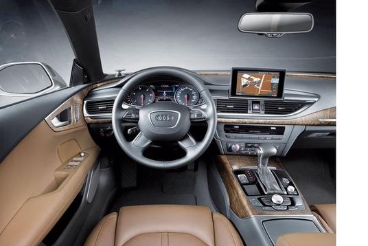 Test Audi A7 Sportback 3.0 TDI Quattro S tronic - AUTOCAR REGENERATION